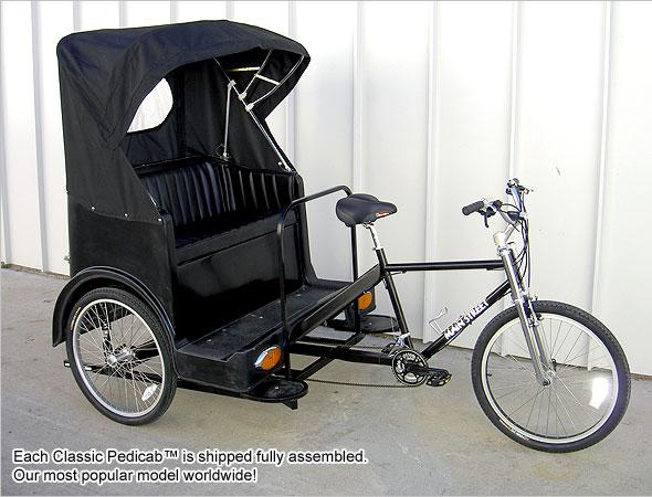 ecbeb98822e The Broadway Pedicab™   Main Street Pedicabs
